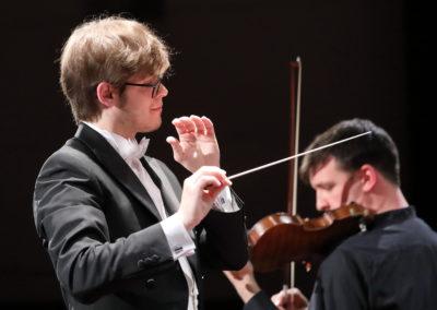 Concerto per violino di Beethoven - Solista Lorenzo Rovati, Filarmonica Ettore Pozzoli