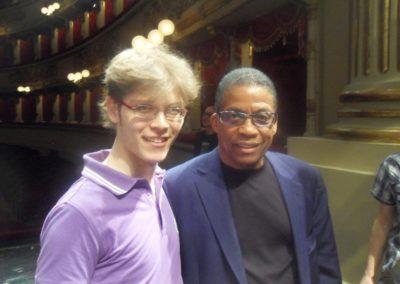 Debutto di Herbie Hancock al Teatro alla Scala - Maggio 2011